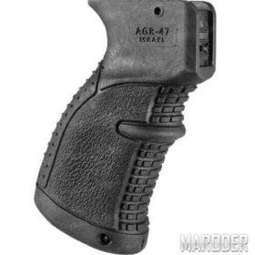 Рукоятка пистолетная FAB Defense прорезиненная для АК-47/74 (Сайга)