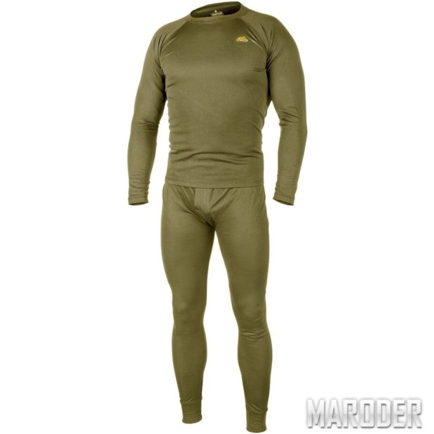 Термобелье Gen III Level 1 Underwear Set Olive