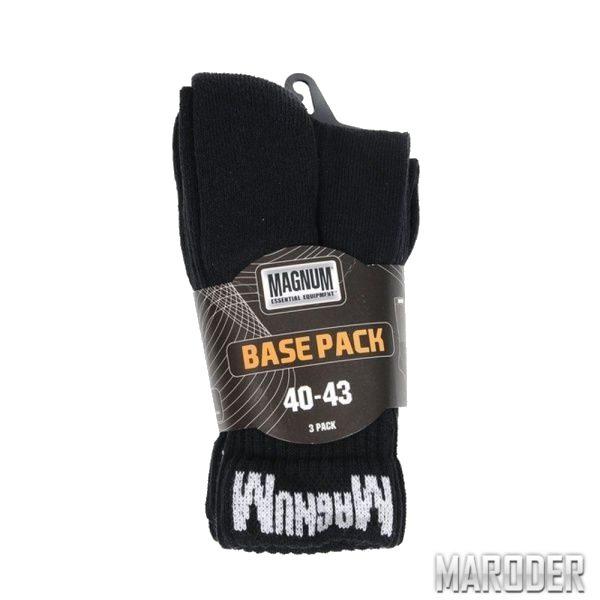 Носки Base Pack Black. Magnum