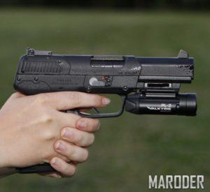 Фонарь пистолетный Olight PL-2 Valkyrie