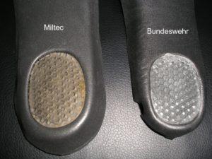 Как отличить оригинальные кроссовки Bundeswehr от копии Mil-Tec