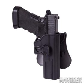 Кобура Release Button для GLOCK 17 with Paddle. Helikon-Tex