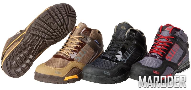 Ботинки тактические Range Master Waterproof Boot зимние 5.11 обзор