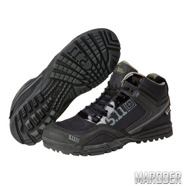 Ботинки тактические Range Master Waterproof Boot черные