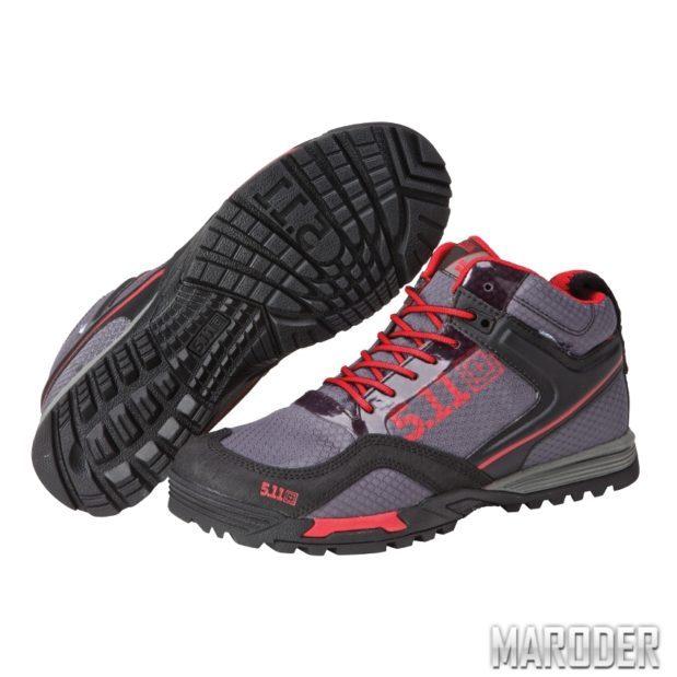 Ботинки тактические Range Master Waterproof Boot Gunsmoke. 5.11 Tactical (Копия)