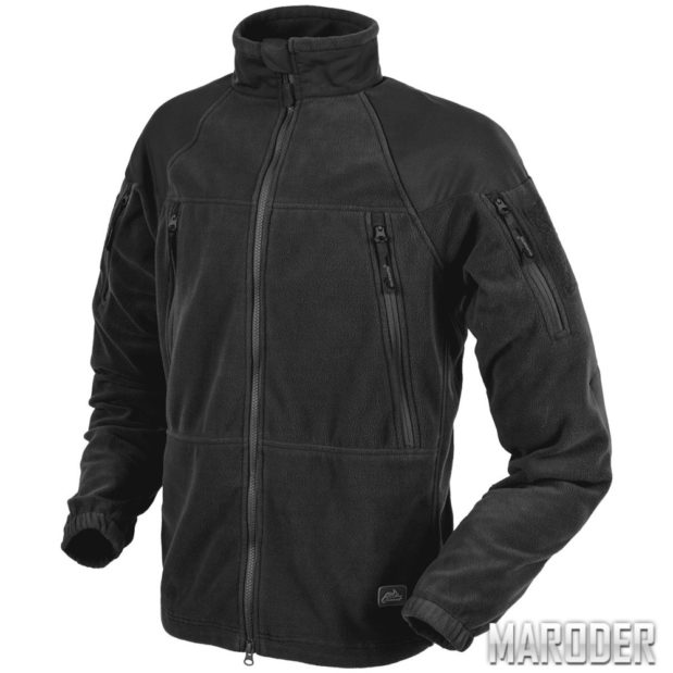 Флисовая куртка Stratus Heavy Fleece Jacket Black