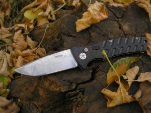 Складной нож BOKER PLUS Strike Spearpoint