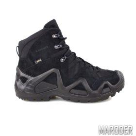 Ботинки Lowa Zephyr GTX MID TF Black