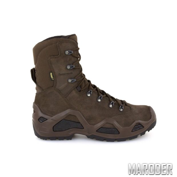 Ботинки демисезонные полевые LOWA Z-8S GTX Dark Brown
