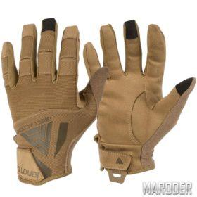 Тактические перчатки Direct Action Hard Gloves Coyote Brown