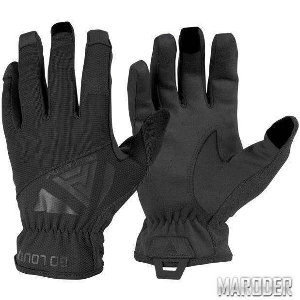 Тактические перчатки Direct Action Light Gloves Black
