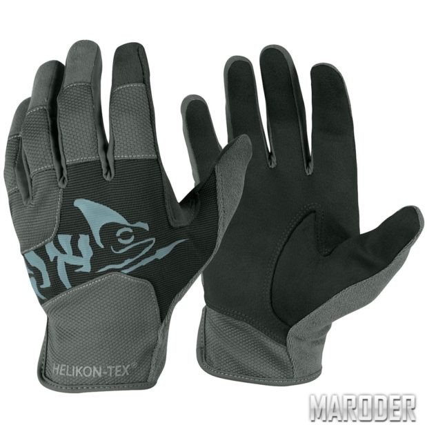 Перчатки All Round Fit Tactical Light Gloves Black/Shadow Grey