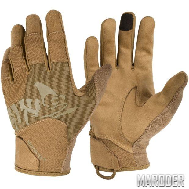 Тактические перчатки Tactical Light Gloves Coyote/Adaptive Green