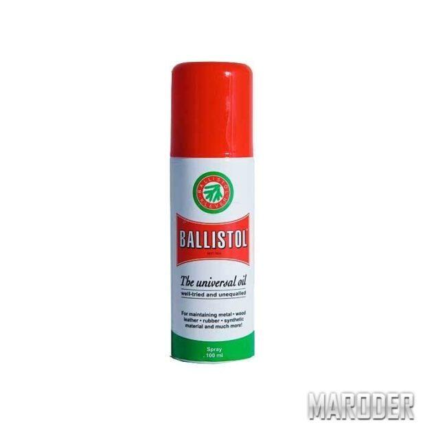 Оружейное масло Ballistol 100 мл