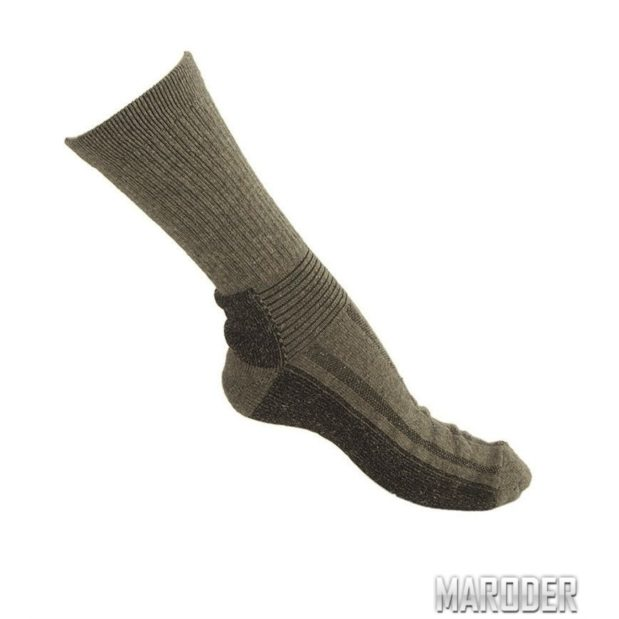 Носки шведские потоотводящие. Шерсть