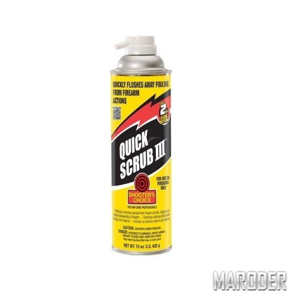 Растворитель Shooters Choice Quick-Scrub III - Cleaner/ Degreaser. Объем - 425 г.