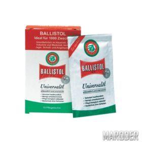 Салфетки для чистки Klever Ballistol
