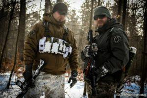 Обзор зимней тактической куртки Level 7 от Helikon-Tex