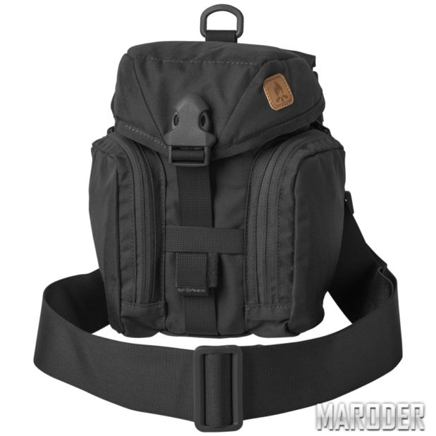 Сумка ESSENTIAL KITBAG Black