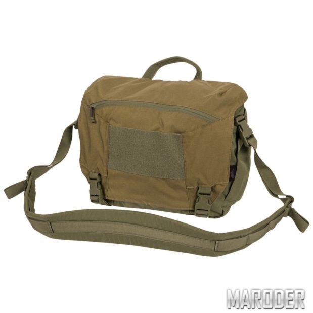 Сумка URBAN COURIER BAG Medium Coyote - Adaptive Green