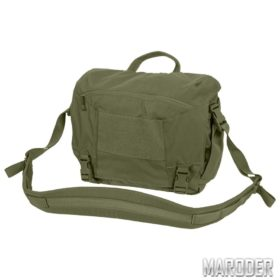 Сумка URBAN COURIER BAG Medium Olive Green