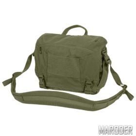 Сумка URBAN COURIER BAG Medium Olive Green