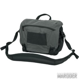 Сумка URBAN COURIER BAG Medium Shadow Grey - Black