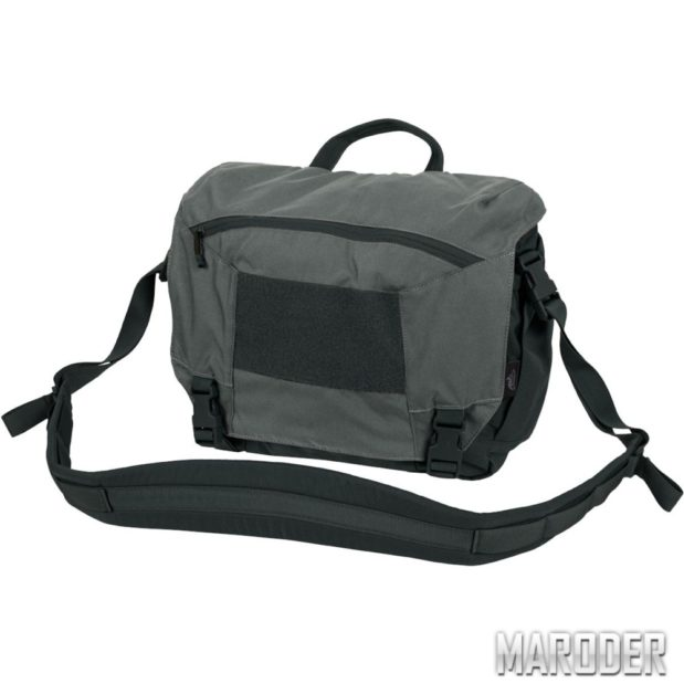 Сумка URBAN COURIER BAG Medium Shadow Grey - Black