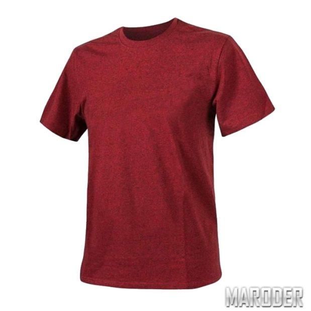 Футболка Melange Red
