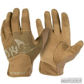 Перчатки All Round Fit Tactical Light Gloves Coyote / Adaptive Green