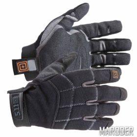 Перчатки тактические 5.11 Station Grip Black