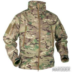 Куртка тактическая Gunfighter Soft Shell Multicam