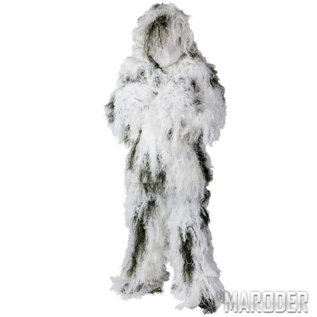 Костюм маскировочный GHILLIE Snow Camo