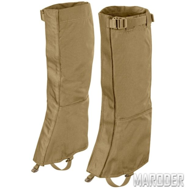 Гамаши SNOWFALL LONG GAITERS Coyote