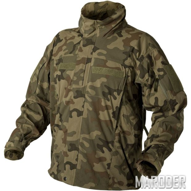 Куртка Soft Shell Jacket Level 5 Ver. II PL Woodland