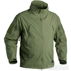 Куртка TROOPER Soft Shell Olive. StormStretch