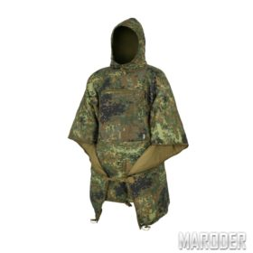 Пончо SWAGMAN ROLL Climashield Apex Flecktarn