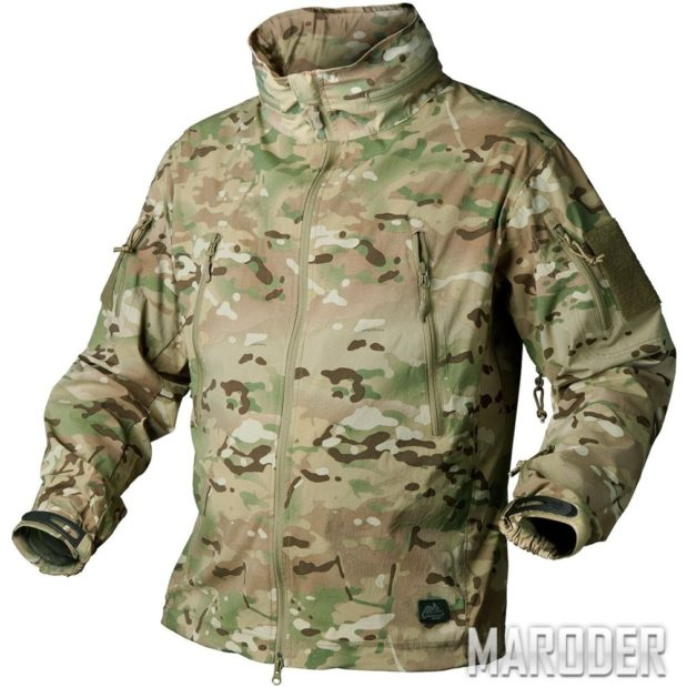 Куртка TROOPER Soft Shell Multicam