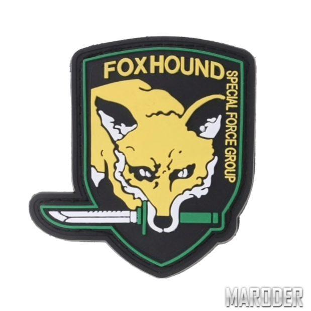 Морал патч Fox Hound