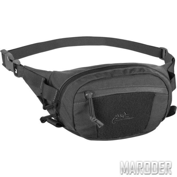 Поясная сумка POSSUM Shadow Grey - Black