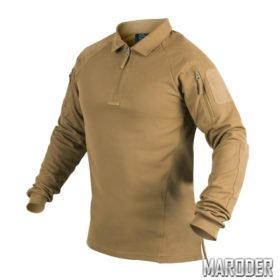 Рубашка POLO RANGE Coyote. Helikon-Tex
