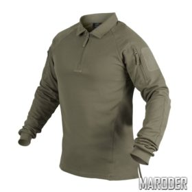 Рубашка POLO RANGE Adaptive Green. Helikon-Tex