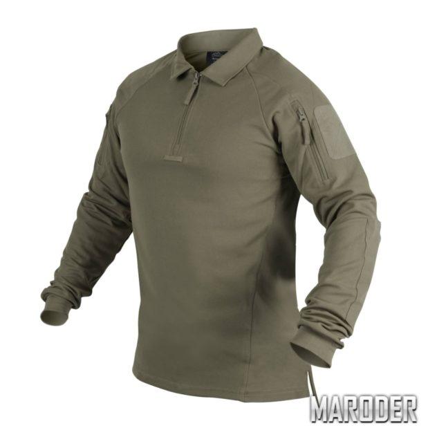 Рубашка POLO RANGE Adaptive Green. Helikon-Tex