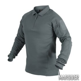 Рубашка POLO RANGE Shadow Grey. Helikon-Tex