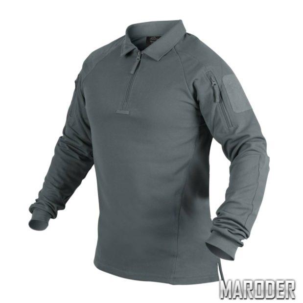 Рубашка POLO RANGE Shadow Grey. Helikon-Tex