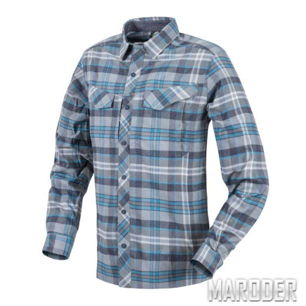 Рубашка DEFENDER MK2 PILGRIM Blue Plaid