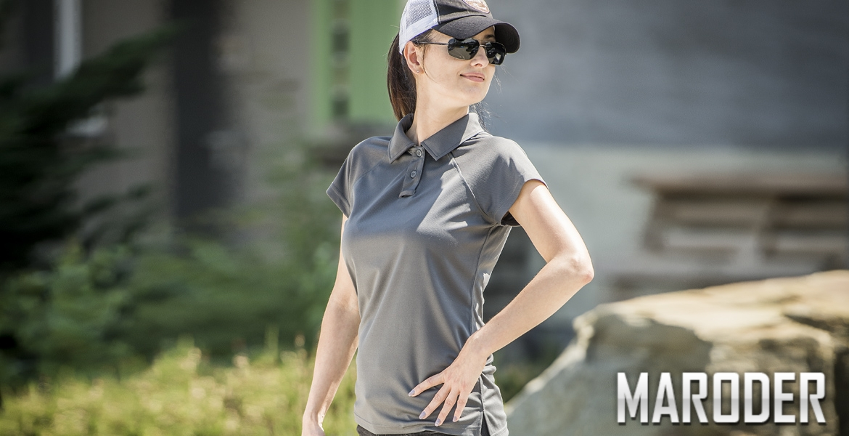 Женская футболка POLO SHIRT Topcool Lite обзор