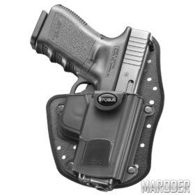 Кобура внутрибрючная Fobus для Glock / Форт 17