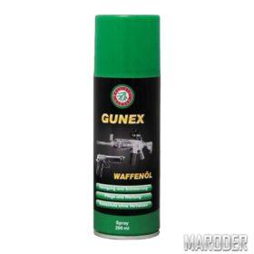 Оружейное масло Gunex 200
