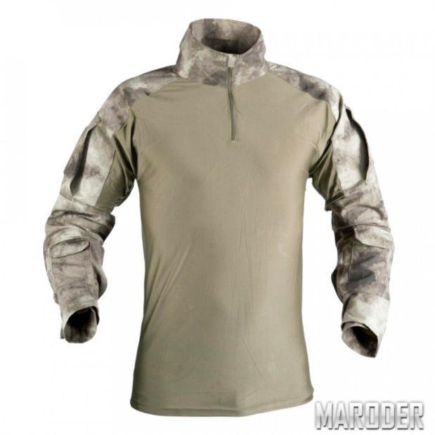 Тактическая рубашка UBACS A-TACS AU